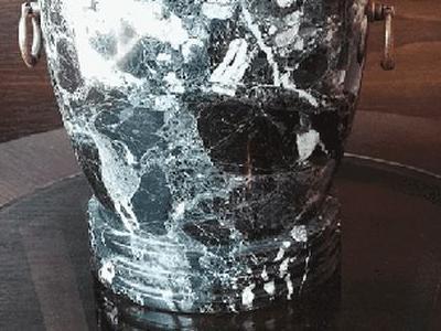 urna z kamieniu w Gorzowie Wielkopolskim